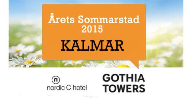 Grattis Kalmar och våra två vinnare!