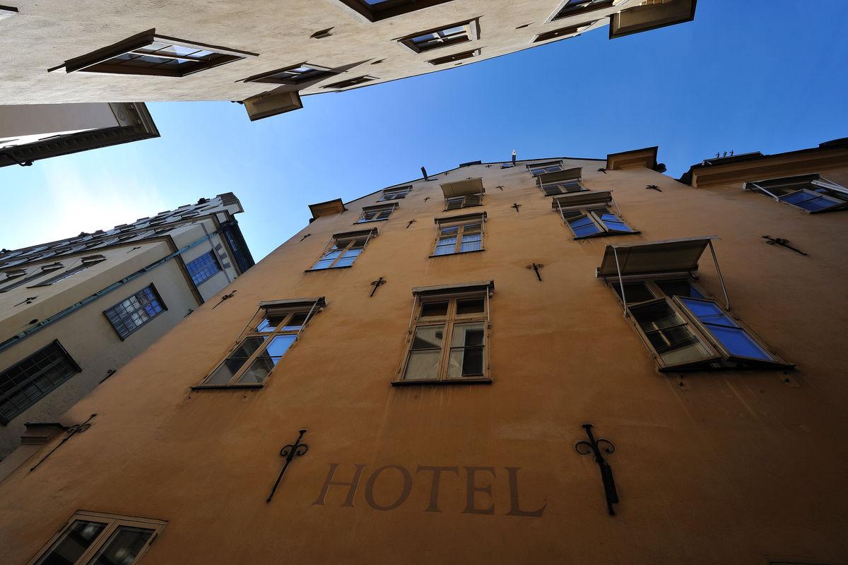 Victory Hotel, Gamla Stan