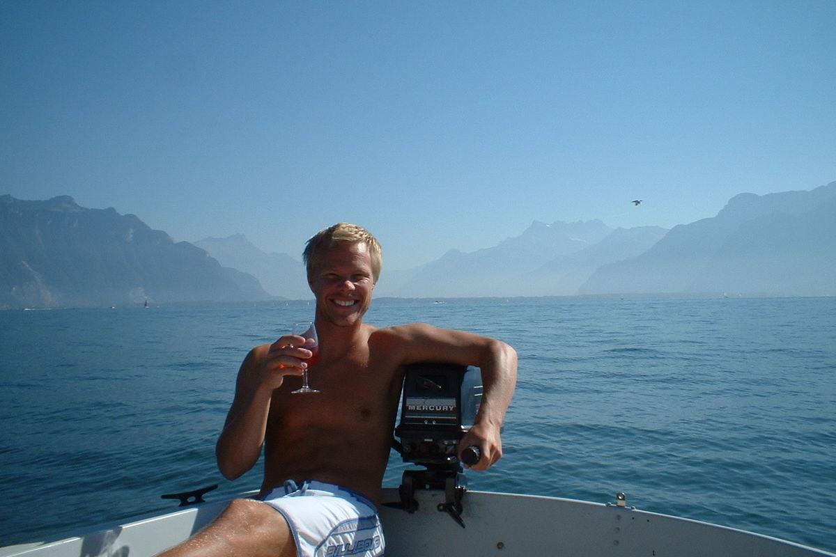 Båttur på Genevesjön