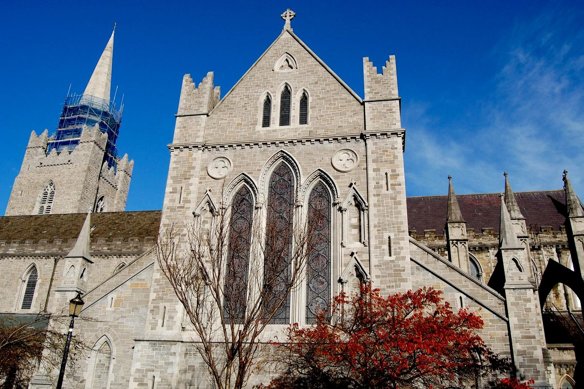 St Patrick´s Cathedral