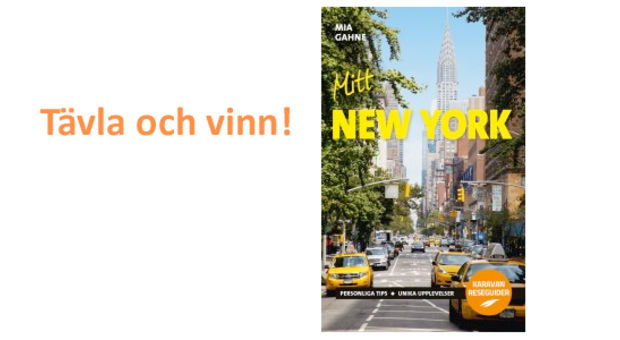 Vinn bästa New York-guiden