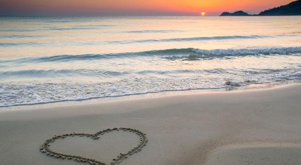 Vi älskar sandstränder!