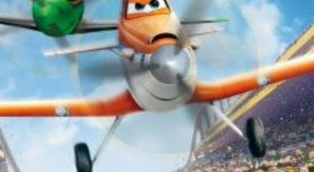 Disneys flygplan