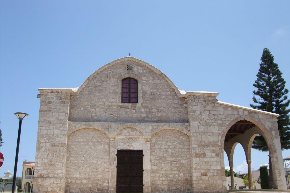 Den gamla ortodoxa kyrkan.