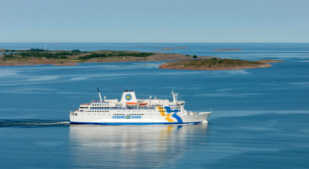 Eckerö Linjen tar dig enkelt och bekvämt till Åland.