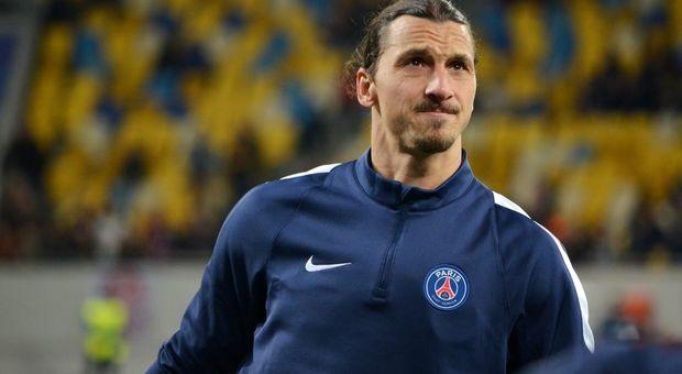 Vår kära Zlatan flyttar till Manchester.