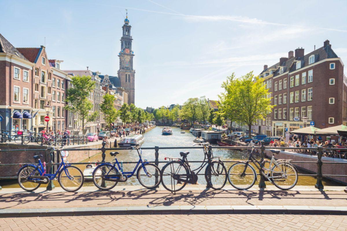 Amsterdam Karta Hotell.Amsterdam For Nyborjare Reseguiden