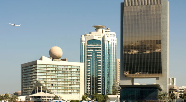 Från Dubai till Panama City på 17,5h!