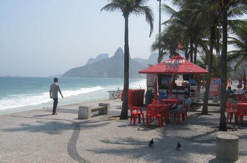 Strandpromenaden Ipanema
