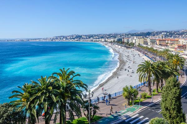 Reseguider Om Sol Bad I Frankrike Europa Reseguiden