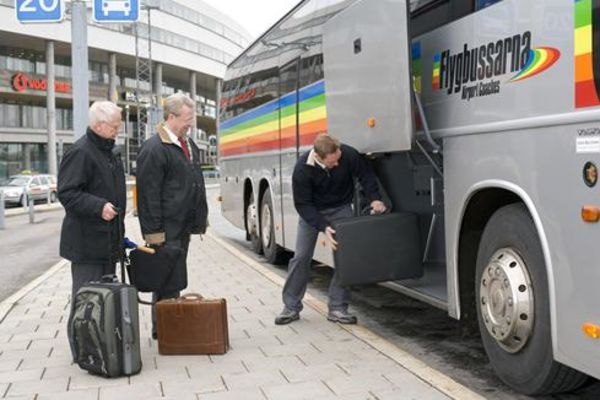 Bild: Flygbussarna